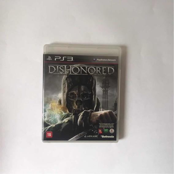 Dishonored Para Ps3