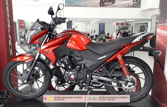 Honda Cb125f 2021 $ 5.300.000