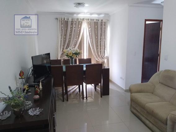 Apartamento Para Alugar No Bairro Vila Paulista Em Guarulhos - 2205-2