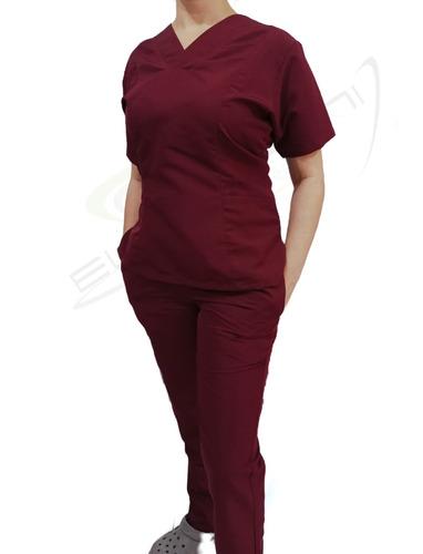 Uniforme Médico Antifluidos Para Dama