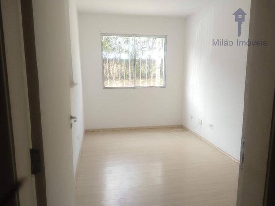 Apartamento Com 2 Dormitórios Para Alugar, 47 M² - Condomínio Parque Sicília - Parque Campolim - Sorocaba/sp - Ap1046