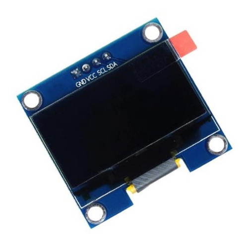 Pantalla Display  Mediana Oled 1.3 128x64 I2c
