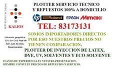 Reparacion Plotter Hp. Servicio Tecnico Hp Plotter.