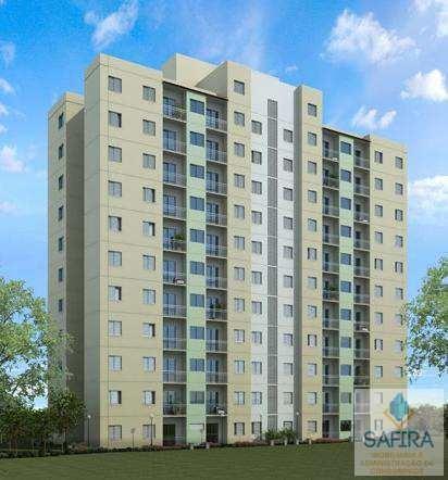 Apartamento Com 2 Dorms, Jardim São Miguel, Ferraz De Vasconcelos - R$ 500 Mil, Cod: 394 - V394