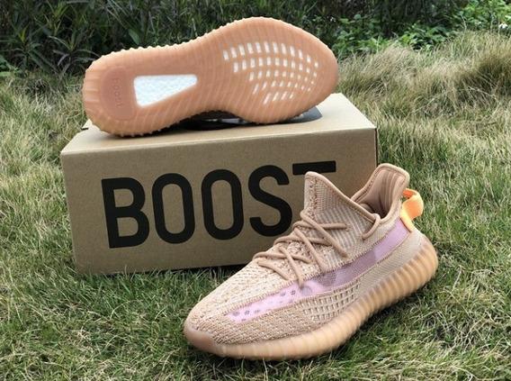 adidas Yeezy Boost 350 V2 clay Tênis Do Kanye West