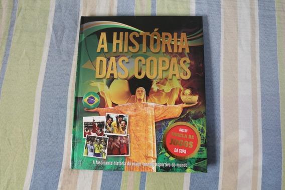 A História Das Copas Livro Ilustrações Tabela