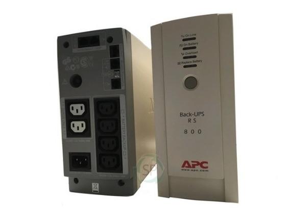 Ups Apc Br800i Reacondicionado Con Baterias Nuevas Y Calibr