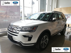 Explorer Limited 4wd 2018 Av68