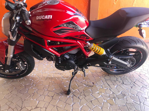 Ducati Monster 797 Monster 797