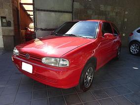 Volkswagen Gol 1.0 Gl Mi / Rodriguez Cia. Autos / Peru 2185