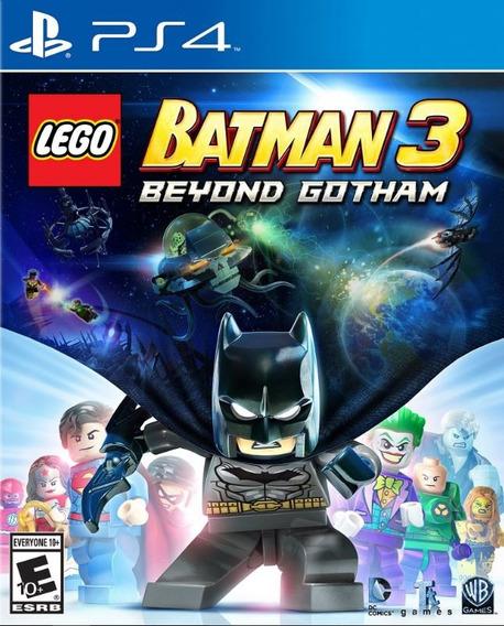 Lego Batman 3 - Original 1 - Ps4