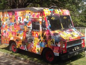 Food Truck (habilitado) Por El Gobierno Listo Para Trabajar