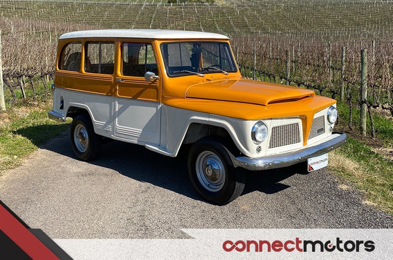 Ford Rural Willys - 1975