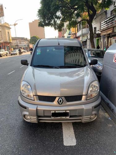 Imagen 1 de 5 de Renault Kangoo 2008 1.6 Confort