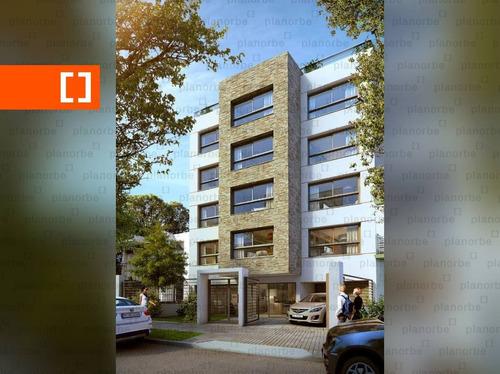 Venta De Apartamento Obra Construcción Monoambiente En Pocitos Nuevo, Garden Plaza Unidad 403