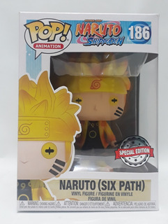 Funko Pop 186 Naruto Six Path Naruto Shippuden