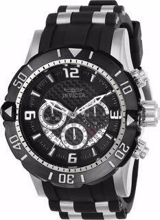 Relógio Invicta Pro Diver 23696 Men 50mm Box De Colecionador