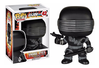 Funko Pop #42 Snake Eyes - G.i. Joe - 100% Original