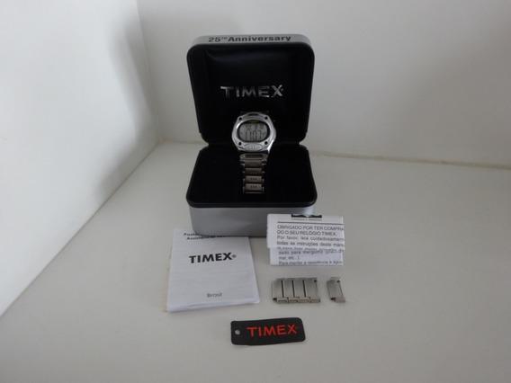 Relogio Pulso Masculino Original Timex Ironman Digital 25 Anos Aniversario