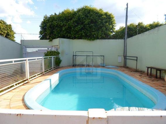 Casa Com 1 Dormitório À Venda, 106 M² Por R$ 175.000 - Residencial Jardim Centenário - Araçatuba/sp - Ca0488