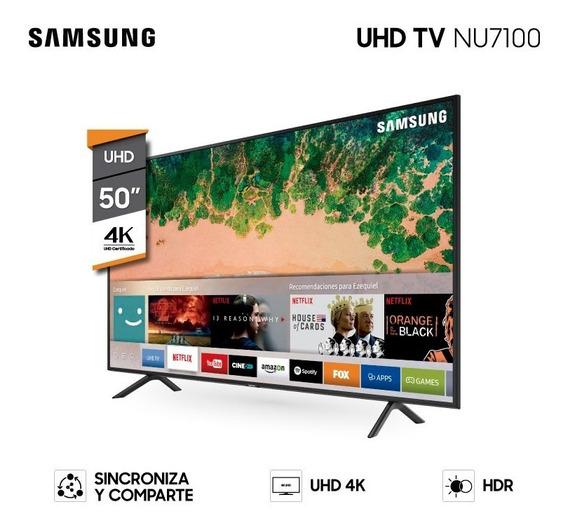 Tv Led Smart Samsung 50 Uhd 4k - La Tentación