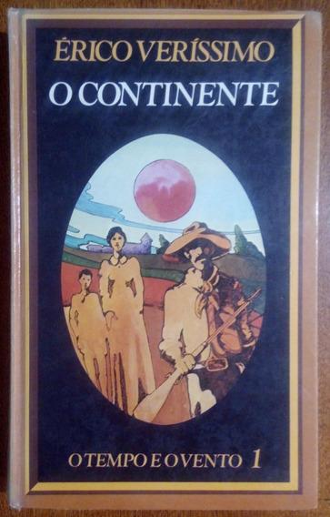 Livro - O Tempo E O Vento (o Continente)