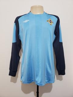 Camisa Futebol Seleção Irlanda Do Norte 2010 Goleiro Umbro M
