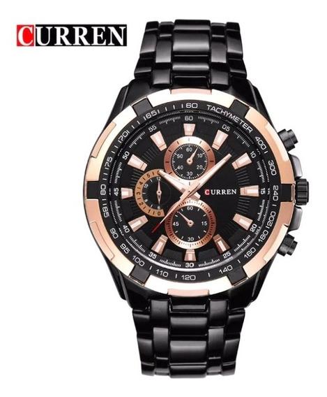 Relógio Curren Masculino 8023 À Prova D
