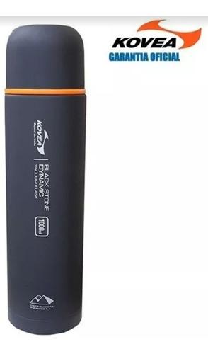 Termo Kovea Black Acero Inoxidable X 1 Litro Frio/calor