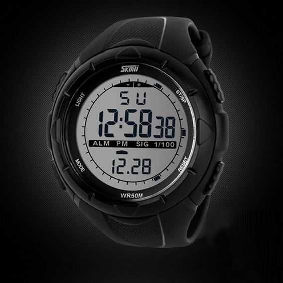 Relógio Masculino Digital Skmei 1025