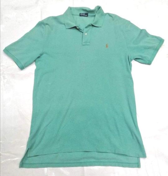 Camiseta Polo Ralph Lauren Talla M Hombre Original Hermosa