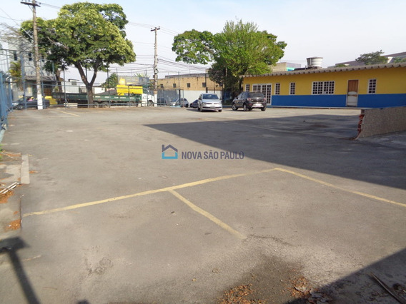 Terreno Comercial Ao Lado Do Shopping Praça Da Moça!! - Di5186