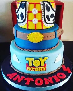 Tortas Decoradas Infantiles ! Todas Las Tematicas. Toy Story