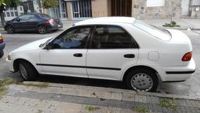 Honda Civic 1.5 Lx 1995 Mt Sedan (eeuu) Con Gnc Urgente