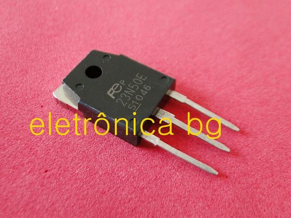 23n50e Fmh23n50e 23n50 Transistor Mosfet Canal N | Kit C/ 4