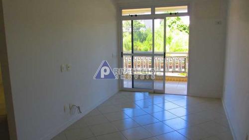 Apartamento À Venda, 3 Quartos, 1 Suíte, 3 Vagas, Recreio Dos Bandeirantes - Rio De Janeiro/rj - 23482