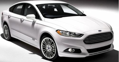 (21) Sucata Ford Fusion 2.0 Turbo 2014/2015 (retirada Peças)