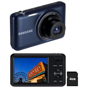 Câmera Digital Samsung Es95 + Carregador + Cartão 4gb