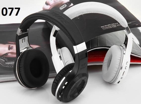 Fone Ouvido Headphone Bluedio S/fio Micro Sd Fm Bluetooth
