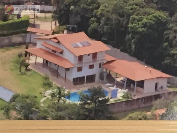 Chácara Residencial À Venda, Embu Mirim, Itapecerica Da Serra. - Ch0024