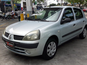 Renault Clio Hatch 2004 Completo 1.6 Authentic 4 Portas