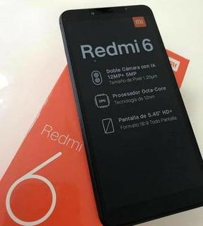 Xiaomi Redmi 6, 64gb