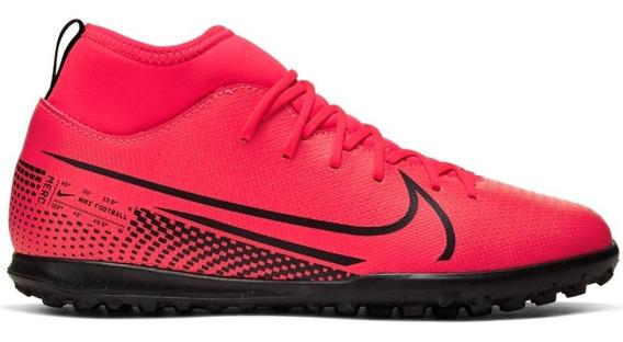 Chuteira Nike Mercurial Superfly 7 Club Society Infantil