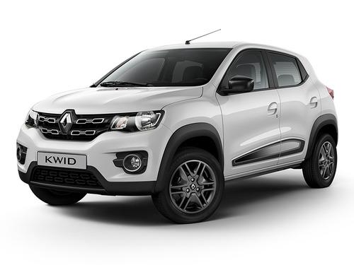 Renault Kwid Zen 2021 0km Blanco Contado Financiado Permuta