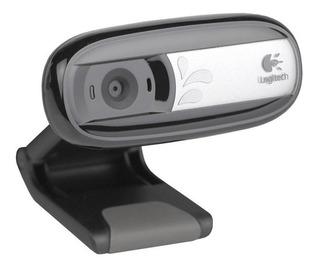 Webcam Logitech C170 Micrófono 5mpx Usb Camara Web