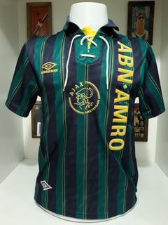 Camisa Umbro Ajax Decada 1990