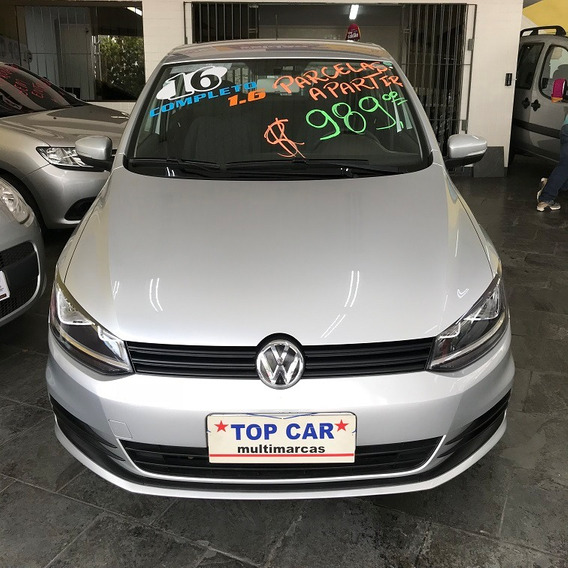 Volkswagen Fox 1.6 Msi (flex) Completo