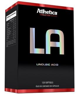 La Linoleic - (acido Linoleico) 120 Caps - Atlhetica