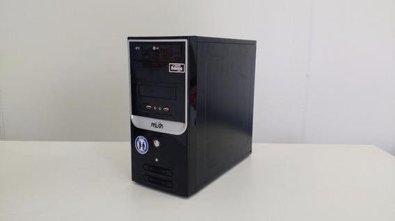 Computador 4gb Ram Hd 500 Intel Dual-core + Mouse E Teclado