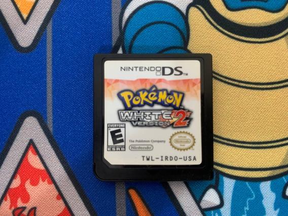 Pokemon White 2 - Nintendo Ds - Promoção Em 12x Sem Juros!!!